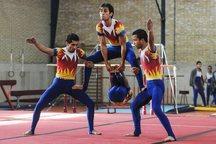 سه ایروبیک کار و یک مربی ارومیه ای عازم مسابقات جهانی شدند