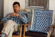 محقق ژاپنی، هنر زیلوبافی میبد را تحسین کرد