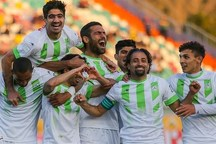 پیروزی شیرین شاگردان حسینی مقابل بنیادکار