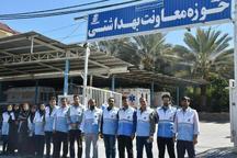 14 واحد متخلف بهداشتی در جهرم تعطیل شد