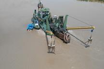مصب گرگان رود نیازمند 50 هزار متر مکعب لایروبی است