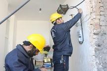 6500 دستگاه کنتور برق در کردستان تعویض شد