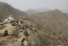 تلفات سنگین سعودی ها در مرزهای جنوبی