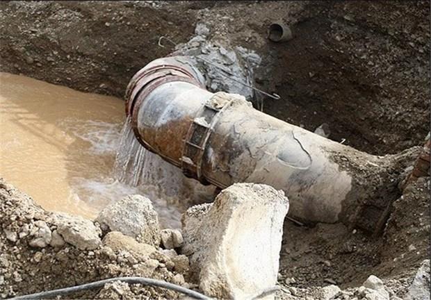 40 درصد شبکه انتقال آب روستایی داورزن فرسوده است