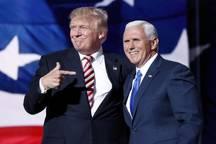 احضاریه برای معاون ترامپ