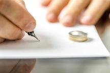 نسبت طلاق به ازدواج در آذربایجان غربی 22 درصد است