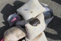 155 کیلوگرم مواد مخدر در گلستان کشف شد