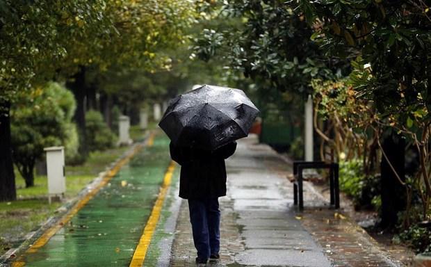 بارش های پراکنده استان سمنان را فرا می گیرد