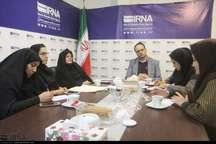 میزگرد « مشارکت سیاسی زنان » در ایرنا سمنان برگزار شد
