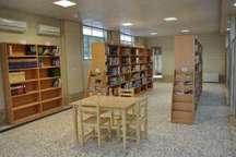 فضای کتابخانه ای در بانه هفت متر از استاندارد کمتر است