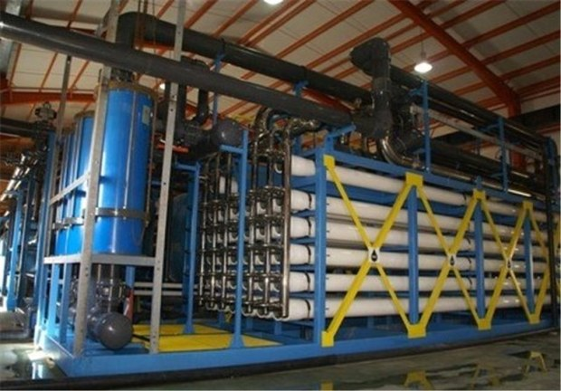 تولید 70هزار مترمکعب آب شیرین کن دراستان بوشهر اجرایی شد