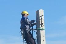 350 کیلومتر شبکه سیم مسی فشار ضعیف در بجنورد پاکسازی کامل شد