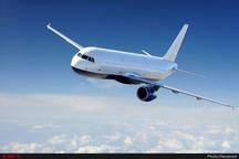 پرواز تهران- بوشهر در شیراز فرود آمد