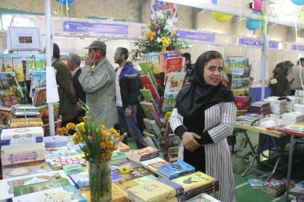 ساعت بازدید از نمایشگاه کتاب شاهرود افزایش یافت