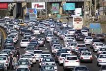 ساماندهی ترافیک آزاد راه تهران - کرج در دستور کار قرار گرفت