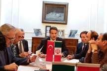 منافع ایران و ترکیه در گرو امنیت دو کشور است آماده همکاری درباره تبریز 2018 هستیم