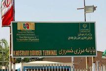 پس از تعیین مسیر جایگزین در عراق، مرز خسروی باز میشود