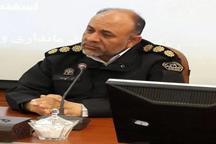 کاهش چهار درصدی کشته های حوادث ترافیکی در کرمان