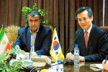 روابط خوبی بین ایران و کره جنوبی وجود دارد