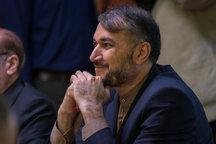 واکنش امیرعبداللهیان به توهینها علیه رییس سازمان انرژی اتمی