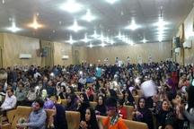 جشن پیروزی حسن روحانی در بندر هندیجان برگزار شد+ تصاویر