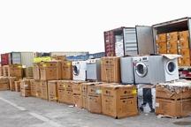 کشف 316 دستگاه ماشین ظرفشویی قاچاق به ارزش چهار میلیارد ریال در یزد