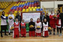 تیم ملی بسکتبال سه نفره بازی تدارکاتی برگزار می کند