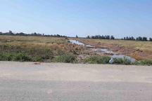 سیلاب یک هزار و500میلیاردریال به کشاورزی شوشتر خسارت واردکرد