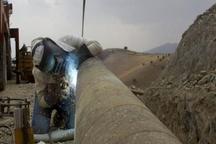 امکان صادرات هشت میلیون مترمکعب گاز به شمال عراق فراهم است