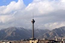 کیفیت هوای تهران با شاخص ۷۸ سالم است