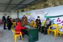 اجرای طرح آرامش بهاری در جوار بقاع متبرکه قروه