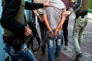 دستگیری اعضای باند سارقان حرفه ای با 40 فقره سرقت در اهواز