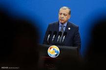اردوغان: اگر از شمال سوریه تعرضی به خاک ترکیه شود، وارد عمل می شویم