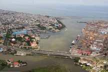 بهره برداری از7هزارمیلیاردریال پروژه بندری ودریایی در گیلان