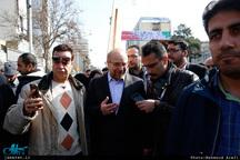 فراخوان قالیباف برای انتخابات مجلس