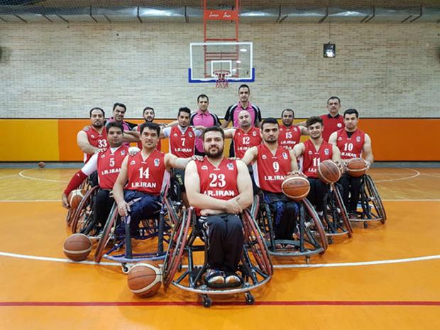 ورزشکار گلستانی به مسابقات جهانی بسکتبال با ویلچر می رود
