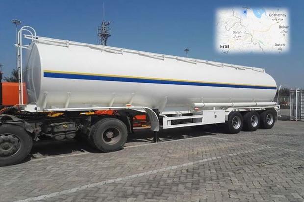۵۳ میلیون لیتر گازوئیل از میاندوآب به عراق صادر شد