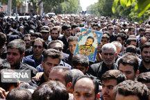 شهادت راه پرافتخار فرزندان انقلاب در نیروهای مسلح است