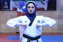 حضور تکواندوکار گلستانی در اردوی تیم ملی دانشجویان