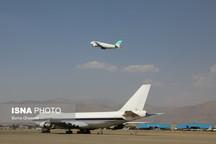 افزایش پروازهای فرودگاه تبریز به مسیرهای تهران و کیش