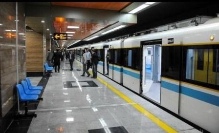 خدمات شبانه روزی مترو تهران در لیالی قدر