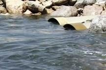 4 میلیون مترمکعب پساب از مهاباد به دریاچه ارومیه سرازیر شد
