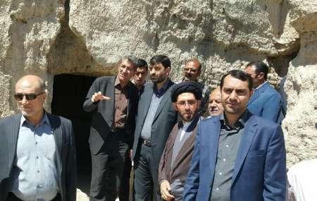 اختصاص ردیف بودجه برای مرمت قلعه تاریخی ایزدخواست فارس