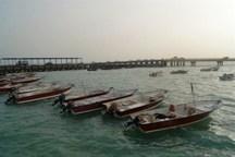23 فروند قایق برای امداد رسانی از اروند کنار عازم اهواز شدند