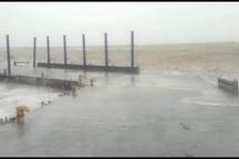 چهار قایق صیادی در هندیجان غرق شدند  ورود به اسکله و دریا ممنوع شد