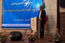 استاندار: نبود برنامه مدون مانع توسعه کردستان شده است