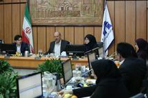اعضای پارلمان محلی قزوین و بودجه سال 98 شهرداری