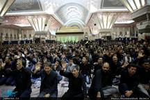 اعلام ویژه برنامه های مراسم عزاداری سالار شهیدان در حرم مطهر امام خمینی (س)/ سخنرانی حجج اسلام انصاری، علوی و اکرمی