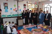 جشنواره هویت ملی کودکان ایران اسلامی در شهرستان درمیان برگزار شد