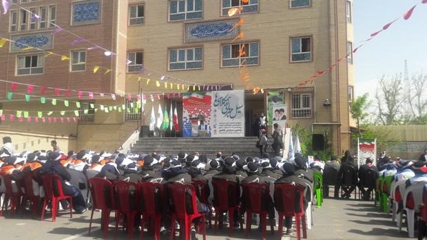 سیل مهربانی همکلاسی های ایران از پایتخت به راه افتاد